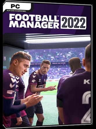 Football Manager 2022 Produktbild