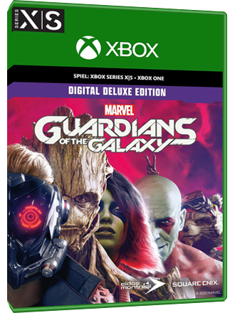 Marvel's Guardians of the Galaxy - Deluxe Edition (Xbox One / Series X|S Download Code) Produktbild