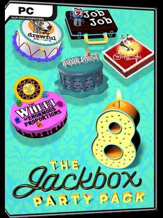 The Jackbox Party Pack 8 Produktbild