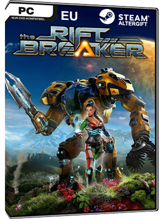 The Riftbreaker [EU Steam Altergift] Produktbild