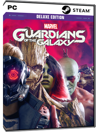 Marvel's Guardians of the Galaxy - Deluxe Edition Produktbild