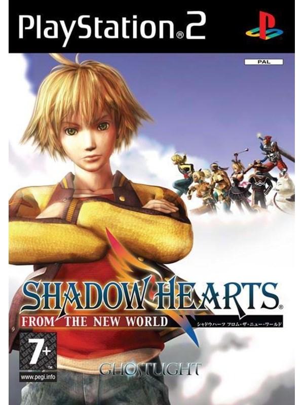 Shadow Hearts: From the New World - Sony PlayStation 2 - RPG - PEGI 7 Produktbild