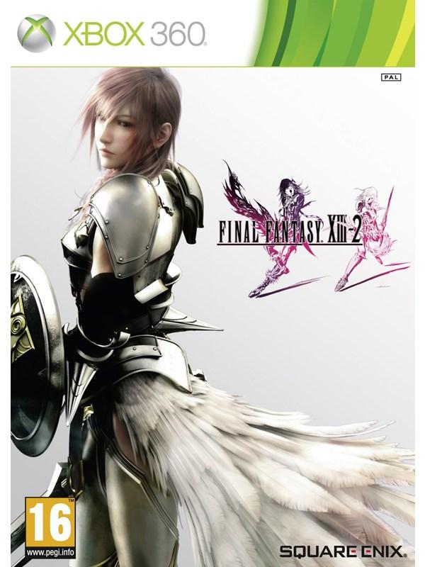 Final Fantasy XIII-2 - Microsoft Xbox 360 - RPG - PEGI 16 Produktbild