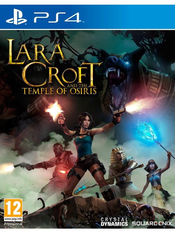 Lara Croft and the Temple of Osiris - Sony PlayStation 4 - Action/Abenteuer - PEGI 12 Produktbild