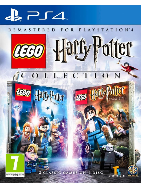 LEGO Harry Potter Collection - Sony PlayStation 4 - Samlung - PEGI 7 Produktbild
