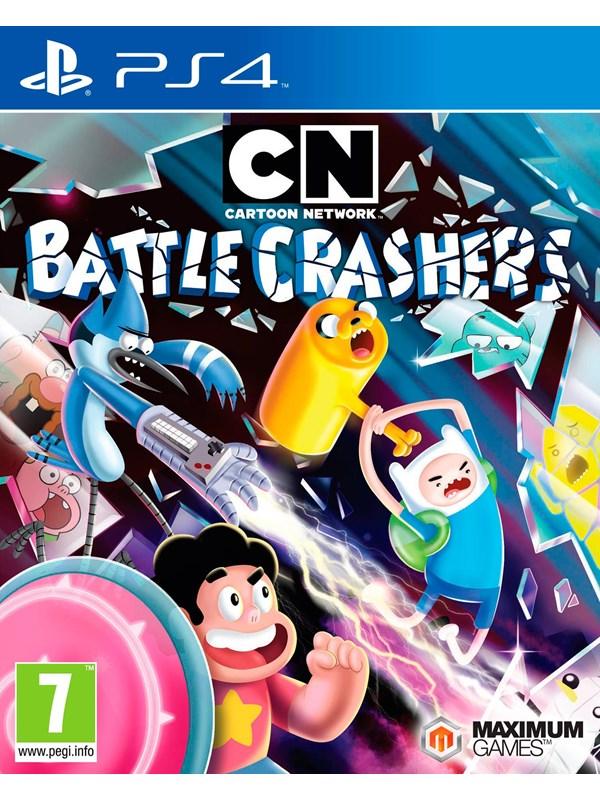 Cartoon Network: Battle Crashers - Sony PlayStation 4 - Rennspiel - PEGI 7 Produktbild