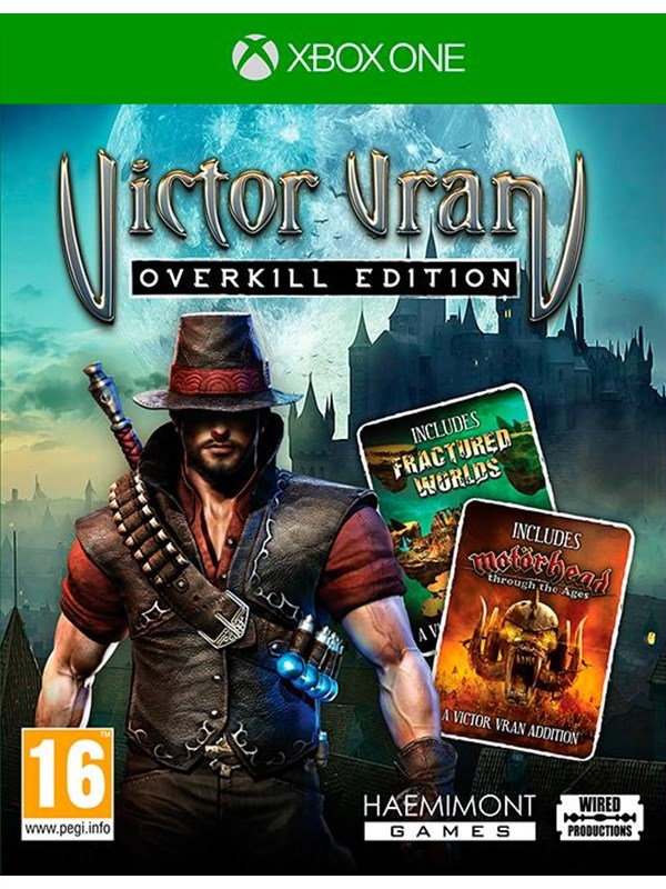 Victor Vran: Overkill Edition - Microsoft Xbox One - Action - PEGI 16 Produktbild