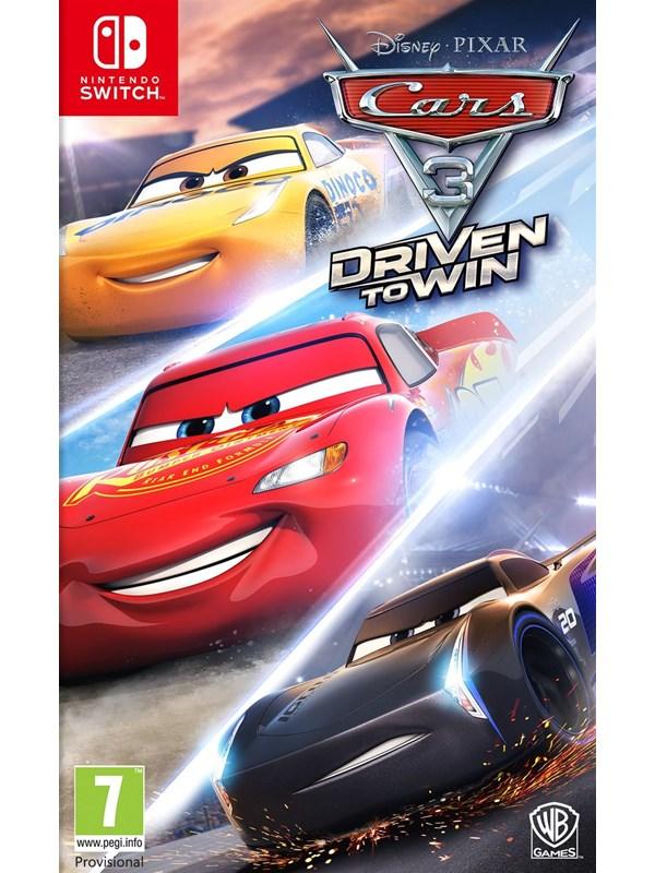 Cars 3: Driven to Win - Nintendo Switch - Rennspiel - PEGI 7 Produktbild
