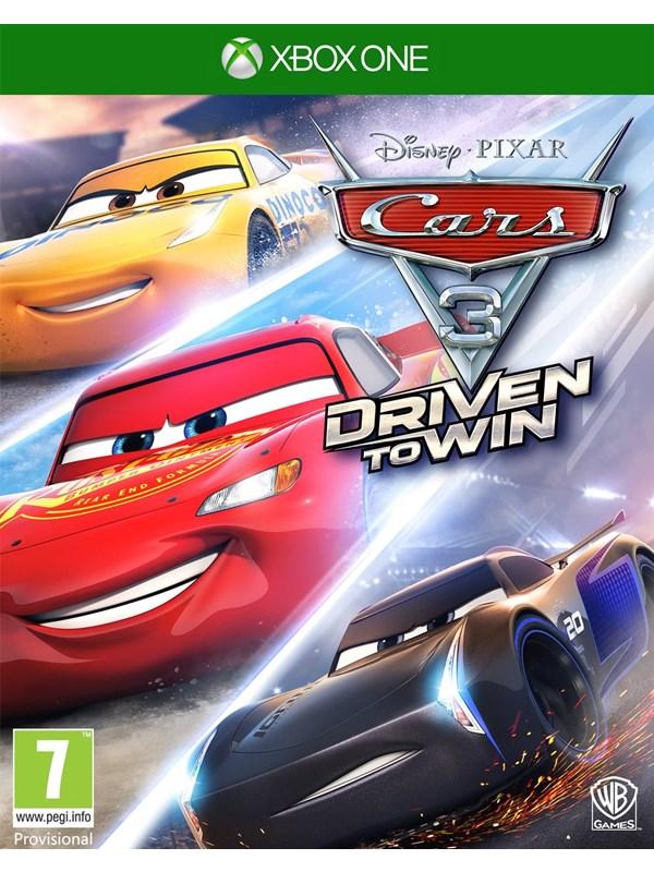 Cars 3: Driven to Win - Microsoft Xbox One - Rennspiel - PEGI 7 Produktbild