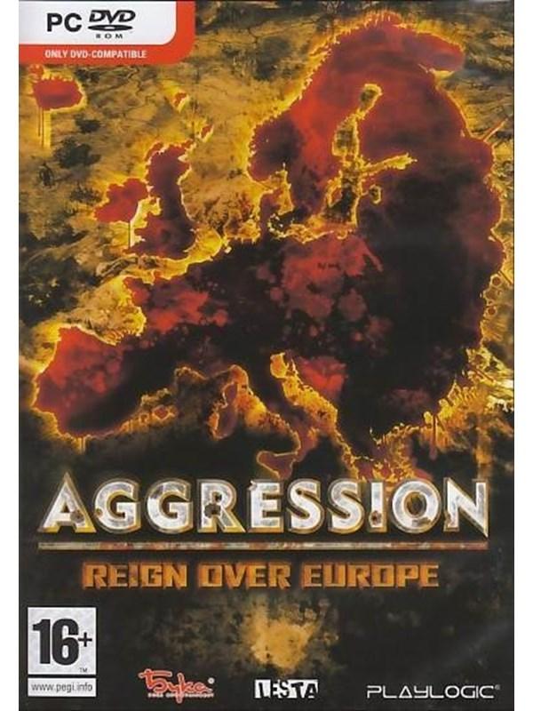 Aggression: Reign over Europe - Windows - Strategie - PEGI 16 Produktbild