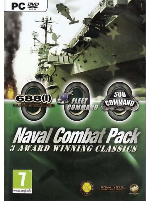 Naval Combat Pack - Windows - Strategie - PEGI 7 Produktbild