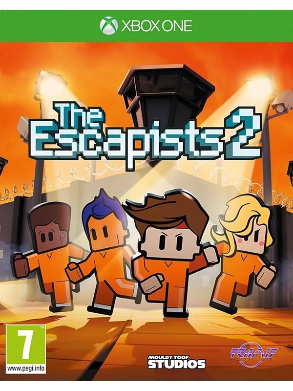 The Escapists 2 - Microsoft Xbox One - Action - PEGI 7 Produktbild