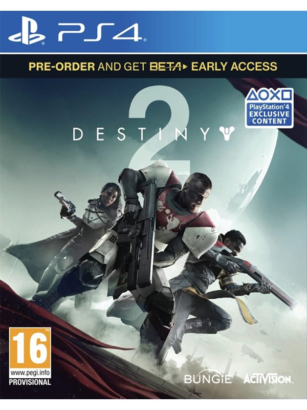 Destiny 2 - Sony PlayStation 4 - Action - PEGI 16 Produktbild