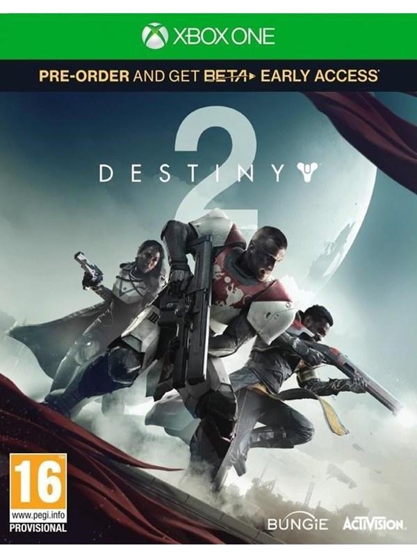 Destiny 2 - Microsoft Xbox One - Action - PEGI 16 Produktbild