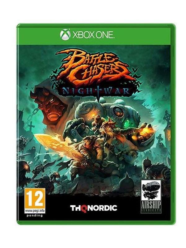 Battle Chasers: Nightwar - Microsoft Xbox One - Action - PEGI 12 Produktbild