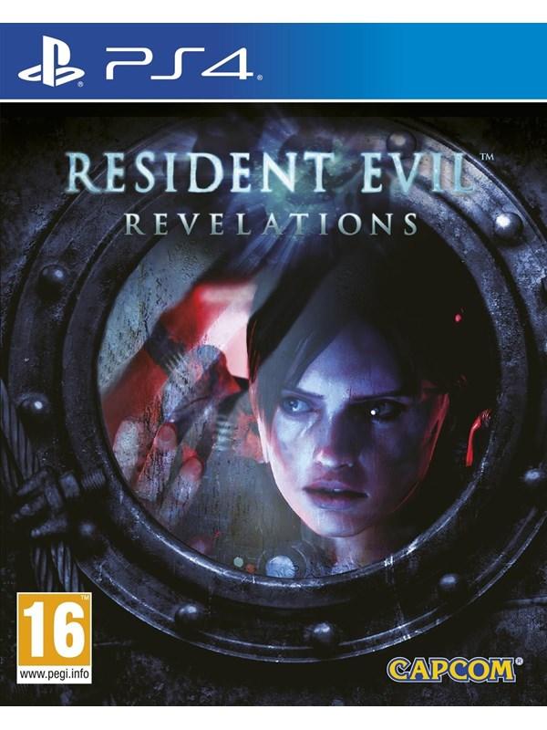 Resident Evil: Revelations HD - Sony PlayStation 4 - Action - PEGI 16 Produktbild