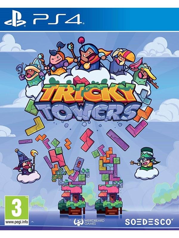 Tricky Towers - Sony PlayStation 4 - Puzzle - PEGI 3 Produktbild