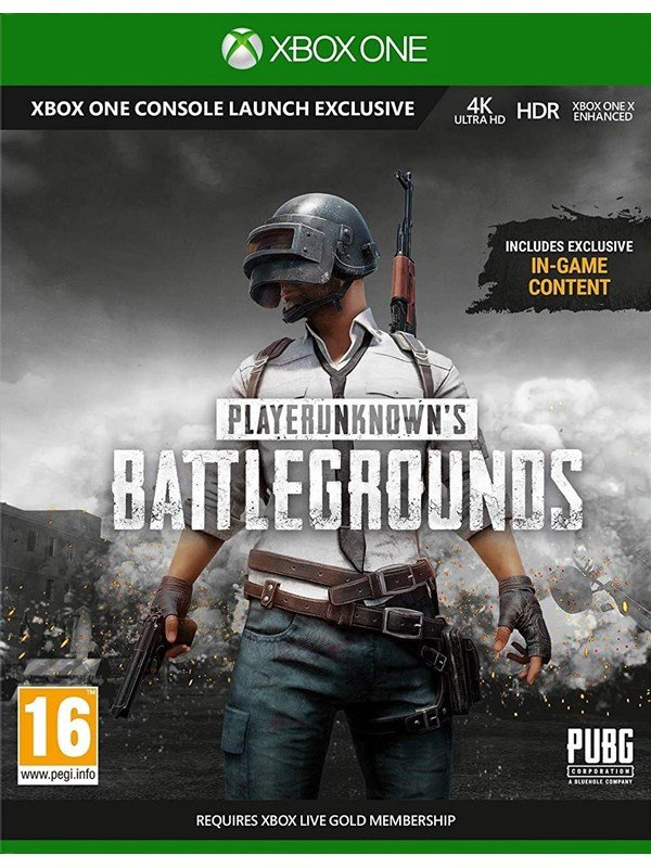 PlayerUnknown's Battlegrounds - Microsoft Xbox One - FPS - PEGI 16 Produktbild