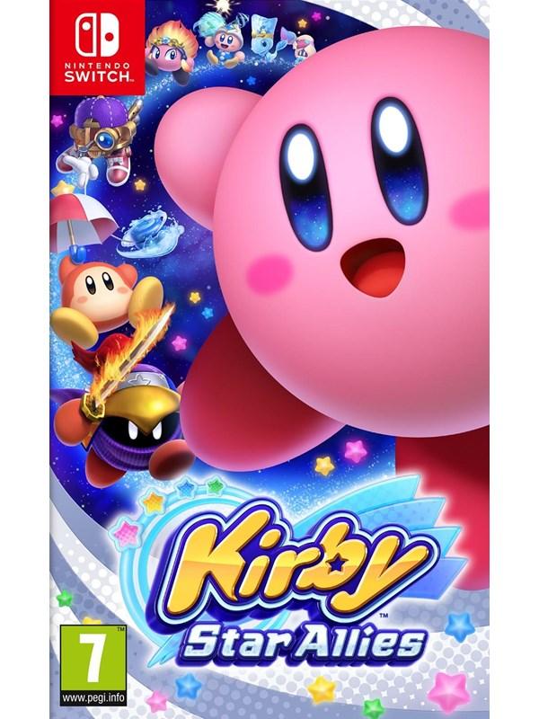 Kirby Star Allies - Nintendo Switch - Action - PEGI 7 Produktbild
