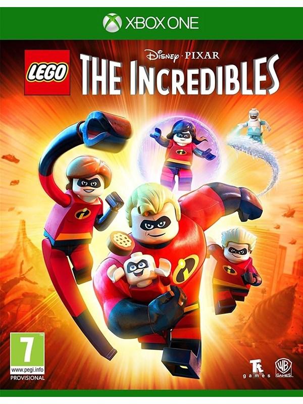 LEGO The Incredibles - Microsoft Xbox One - Abenteuer - PEGI 7 Produktbild
