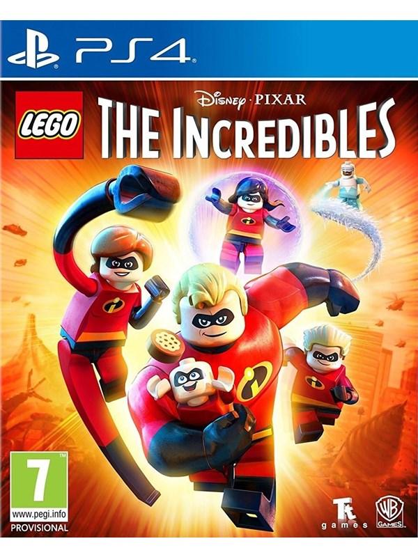 LEGO The Incredibles - Sony PlayStation 4 - Abenteuer - PEGI 7 Produktbild