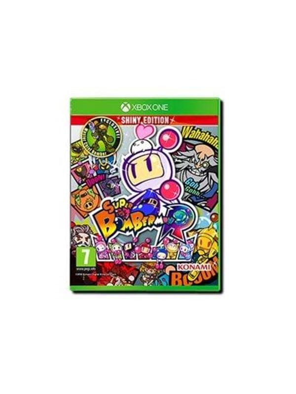 Super Bomberman R - Shiny Edition - Microsoft Xbox One - Action - PEGI 7 Produktbild
