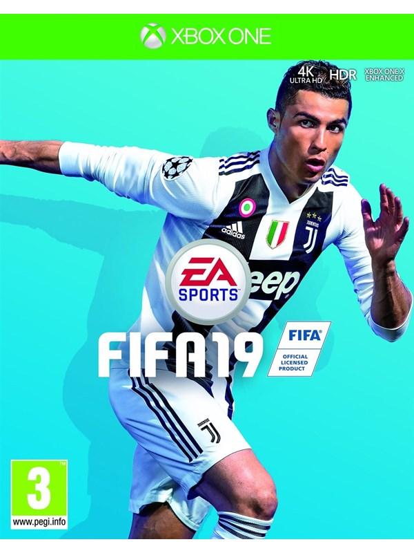 Fifa 19 - Microsoft Xbox One - Sport - PEGI 3 Produktbild
