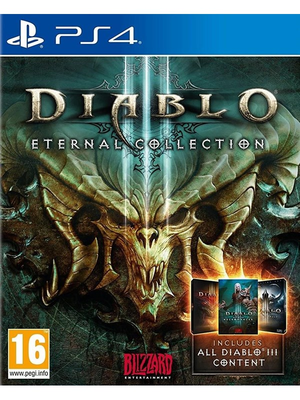 Diablo III: Eternal Collection - Sony PlayStation 4 - Action - PEGI 12 Produktbild