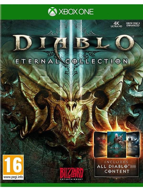 Diablo III: Eternal Collection - Microsoft Xbox One - RPG - PEGI 16 Produktbild