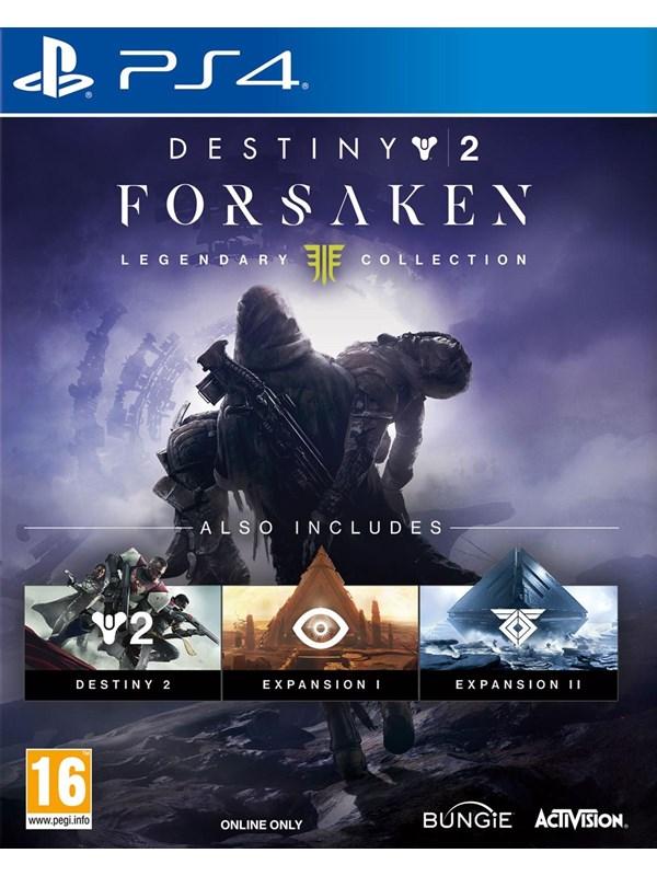 Destiny 2: Forsaken - Legendary Collection - Sony PlayStation 4 - Action - PEGI 16 Produktbild