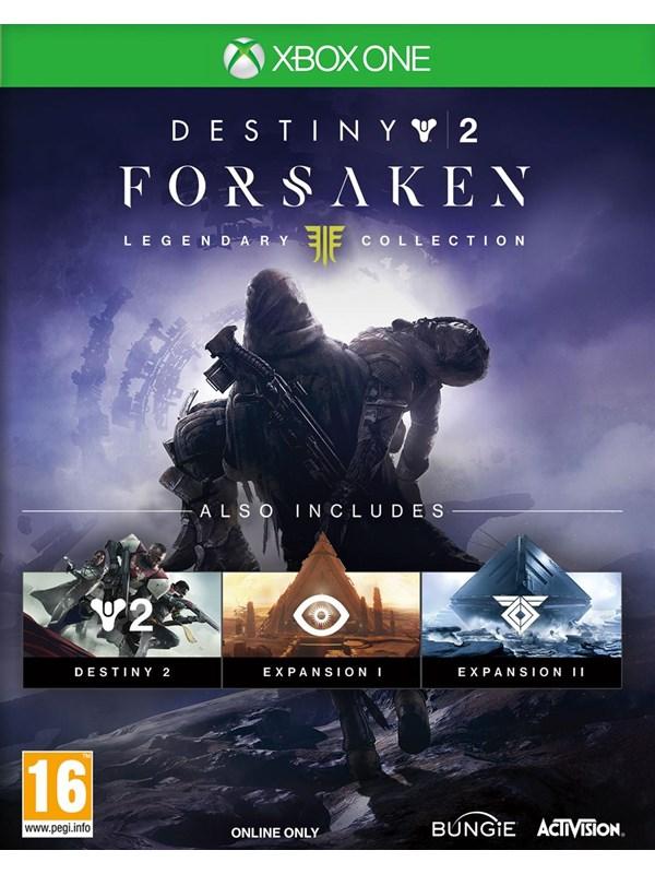 Destiny 2: Forsaken - Microsoft Xbox One - Action - PEGI 16 Produktbild