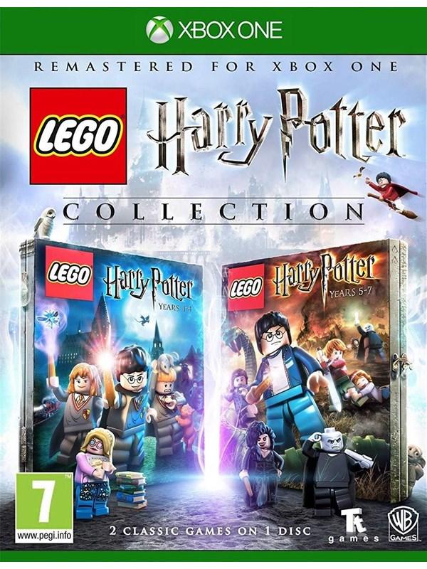 LEGO Harry Potter Collection - Microsoft Xbox One - Action/Abenteuer - PEGI 7 Produktbild