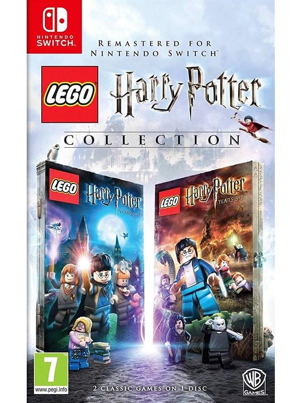LEGO Harry Potter Collection - Nintendo Switch - Action/Abenteuer - PEGI 7 Produktbild