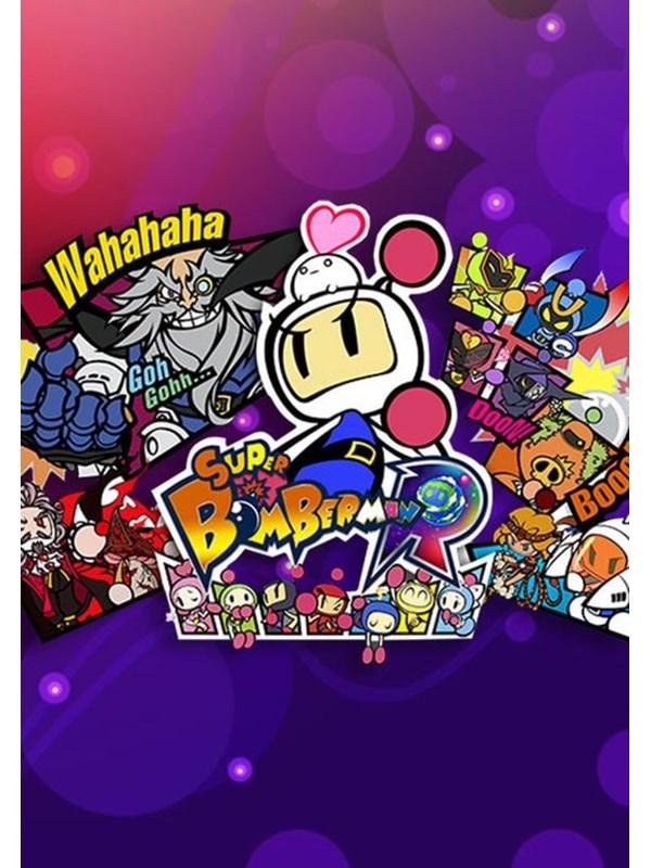 Super Bomberman R - Windows - Action - PEGI 7 Produktbild