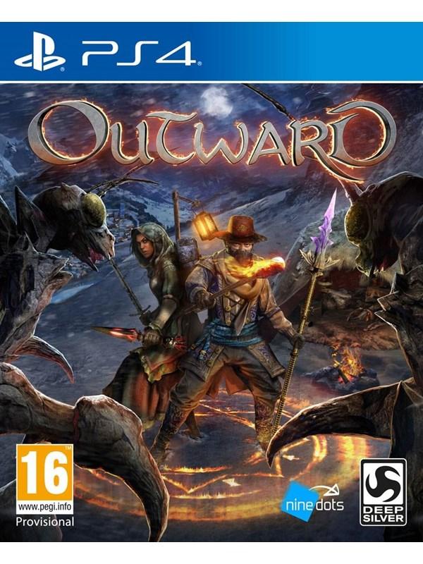 Outward - Sony PlayStation 4 - RPG - PEGI 16 Produktbild
