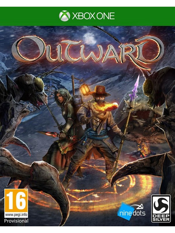 Outward - Microsoft Xbox One - RPG - PEGI 16 Produktbild