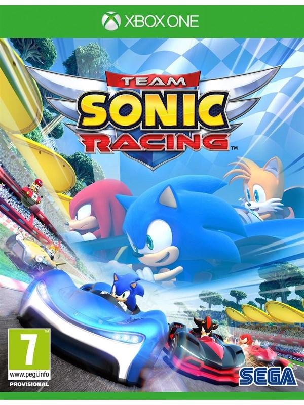 Team Sonic Racing - Microsoft Xbox One - Rennspiel - PEGI 7 Produktbild