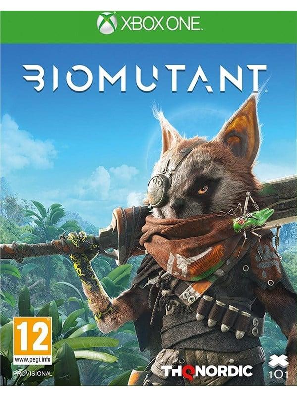 Biomutant - Microsoft Xbox One - Abenteuer - PEGI 12 Produktbild