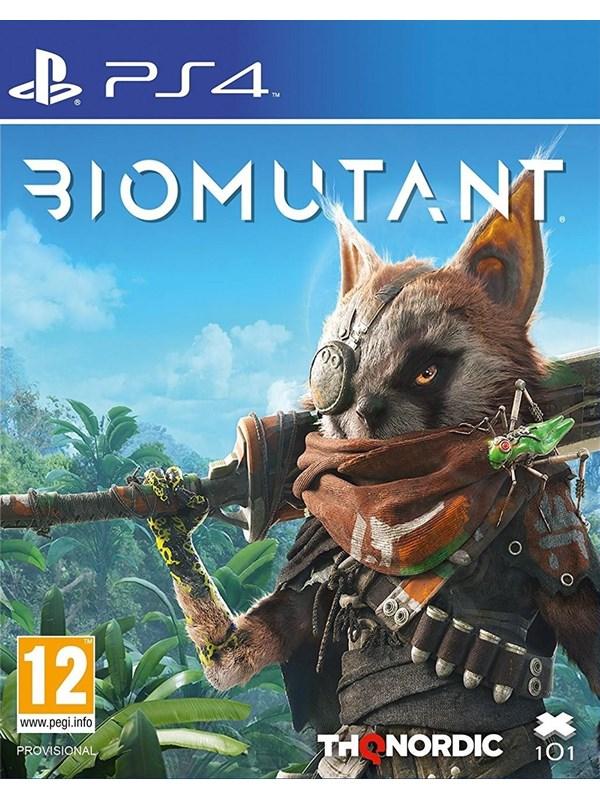 Biomutant - Sony PlayStation 4 - Abenteuer - PEGI 12 Produktbild