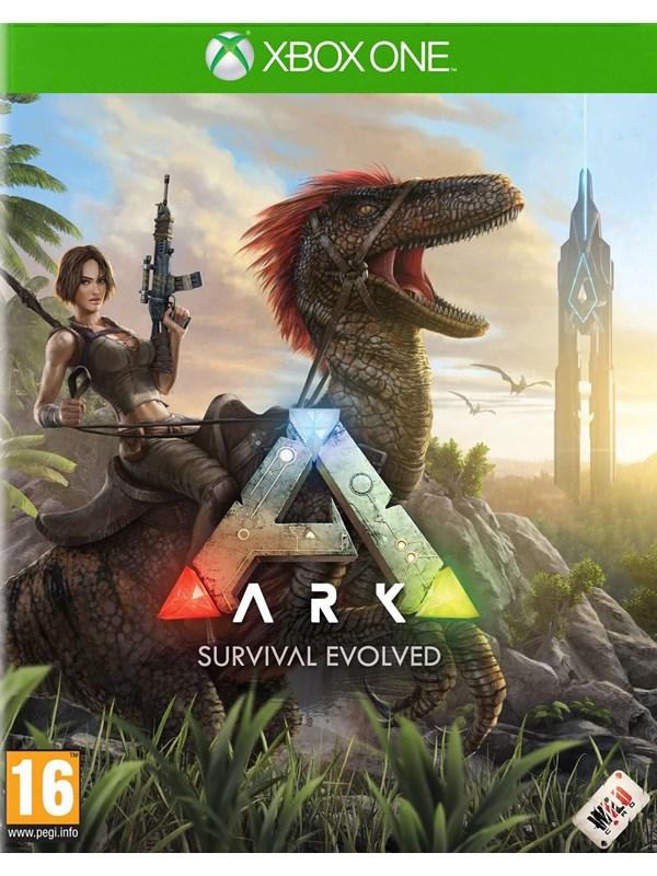 ARK: Survival Evolved - Microsoft Xbox One - Action/Abenteuer - PEGI 16 Produktbild
