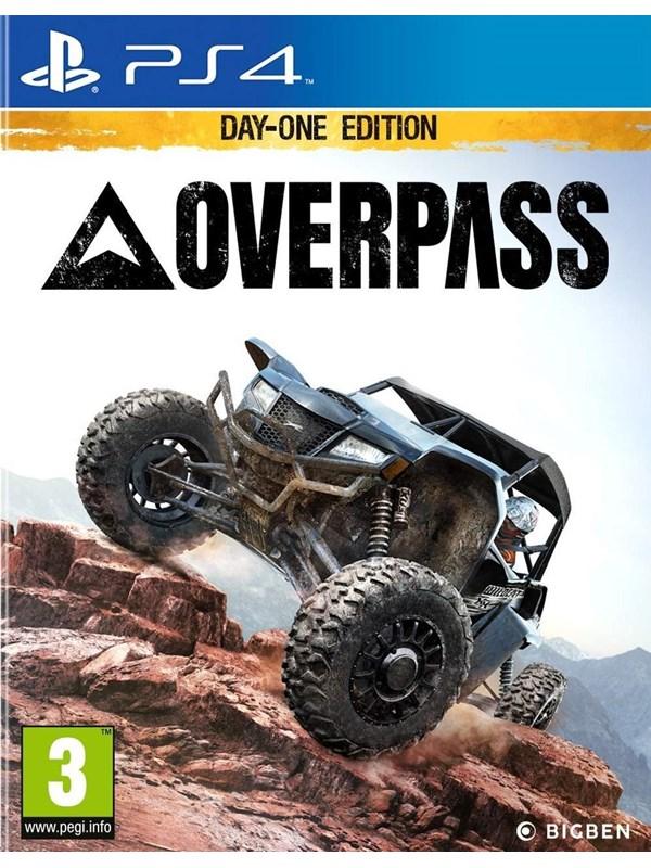 Overpass - Day One Edition - Sony PlayStation 4 - Rennspiel - PEGI 3 Produktbild