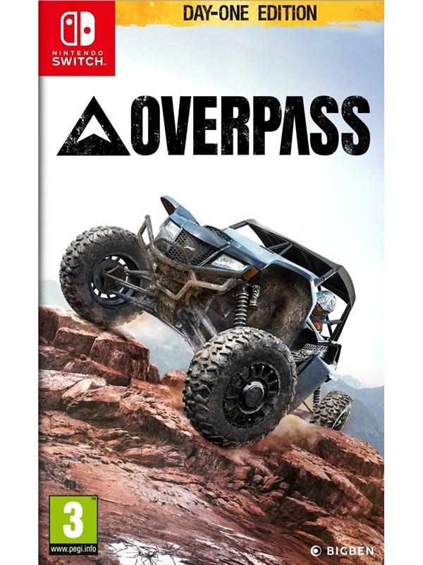 Overpass - Day One Edition - Nintendo Switch - Rennspiel - PEGI 3 Produktbild