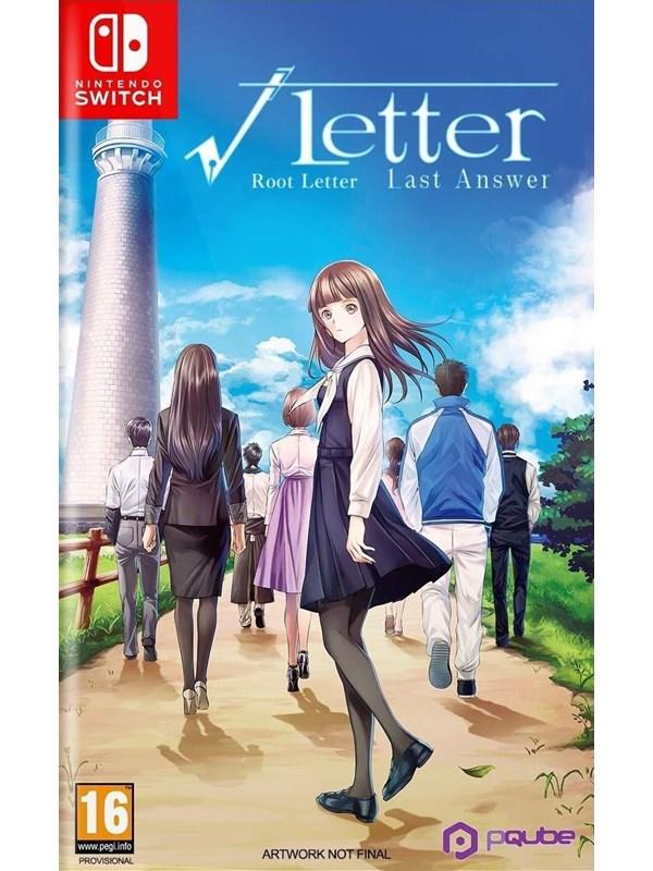 Root Letter: Last Answer (Day1 Edition) - Nintendo Switch - Abenteuer - PEGI 16 Produktbild