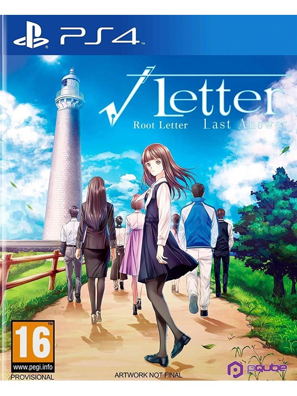 Root Letter: Last Answer (Day1 Edition) - Sony PlayStation 4 - Abenteuer - PEGI 16 Produktbild