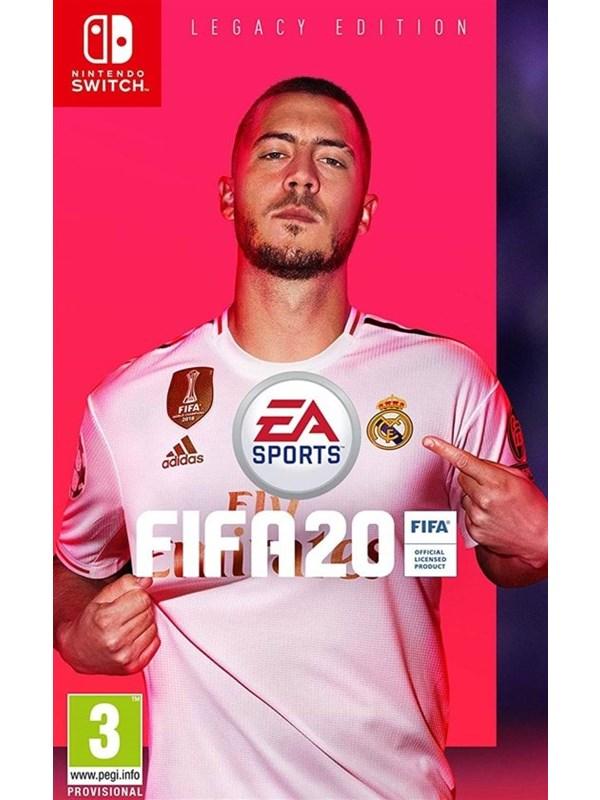 Fifa 20 Legacy Edition - Nintendo Switch - Sport - PEGI 3 Produktbild