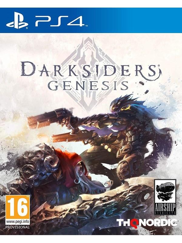 Darksiders Genesis - Sony PlayStation 4 - Action - PEGI 16 Produktbild