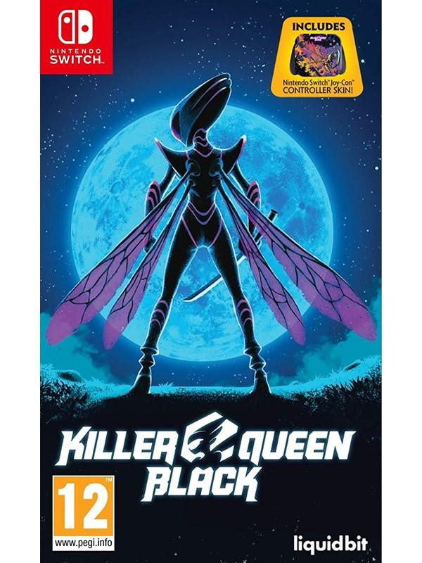 Killer Queen Black - Nintendo Switch - Platformer - PEGI 12 Produktbild