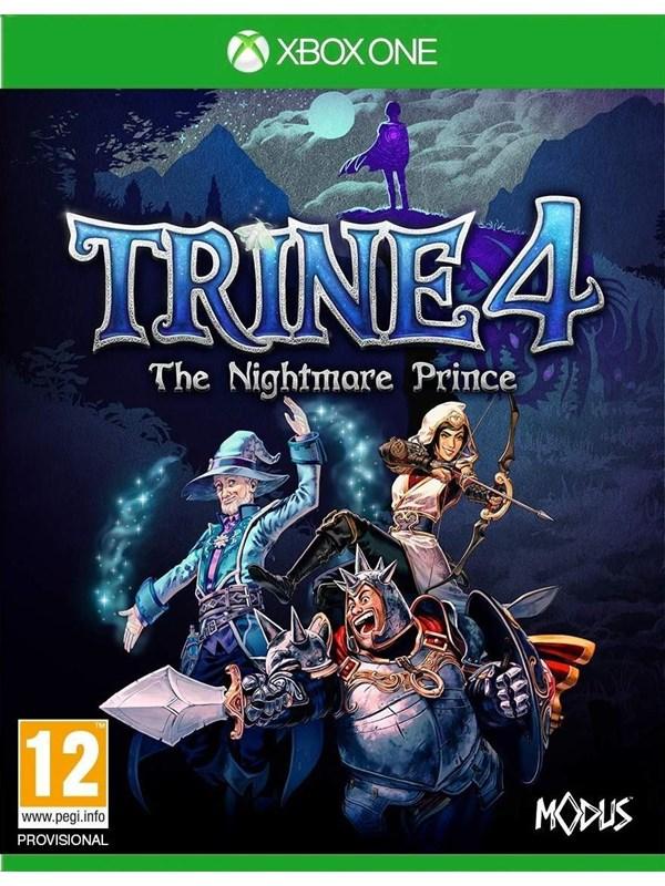 Trine 4: The Nightmare Prince - Microsoft Xbox One - Platformer - PEGI 12 Produktbild
