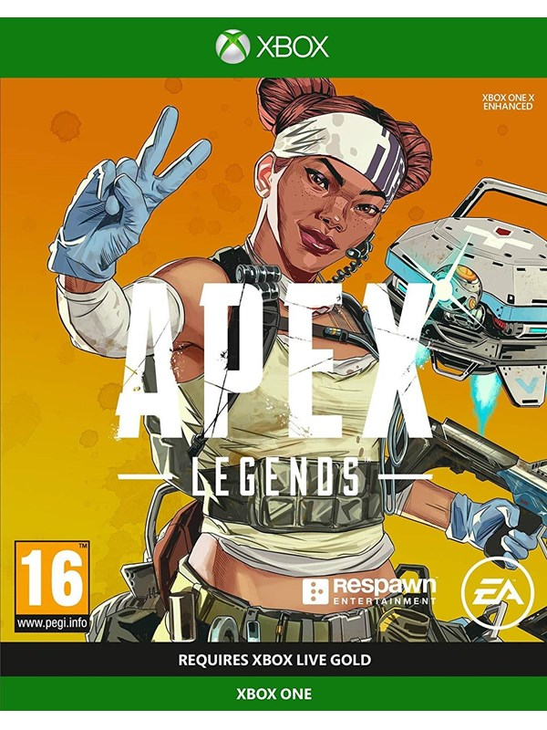 Apex Legends - Lifeline Edition - Microsoft Xbox One - FPS - PEGI 16 Produktbild