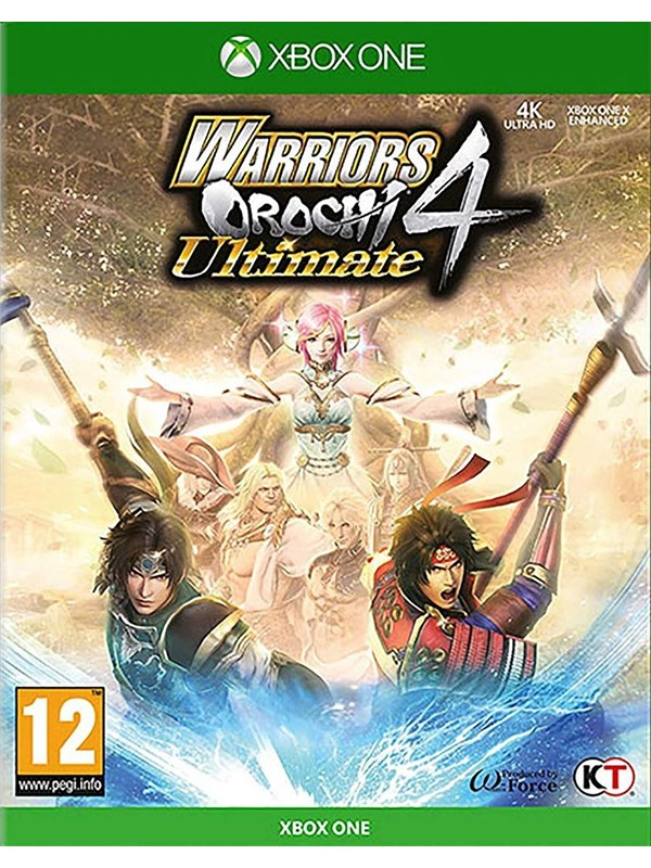 Warriors Orochi 4 Ultimate - Microsoft Xbox One - Action - PEGI 16 Produktbild